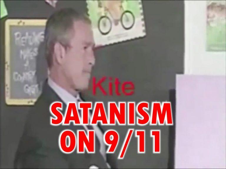 satanismand911kite